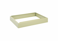 "SAFCO Closed 6"" Base for Safco Flat Files (base only)"