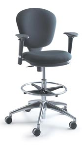 SAFCO� Metro Extended Height Chair