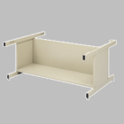 SAFCO Open 20-inch High Base for SAFCO Flat Files