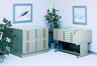 SAFCO Steel Flat Files - Complete Package