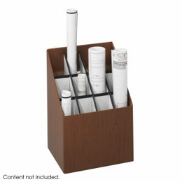 Safco Upright Roll File - Click to enlarge