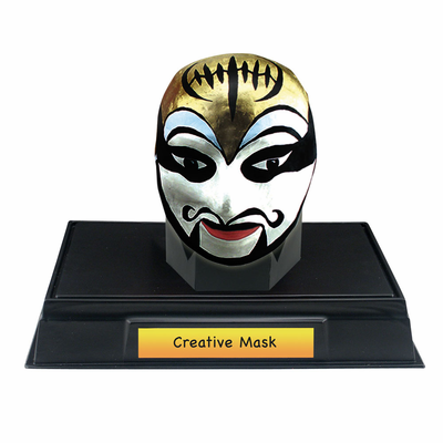 Scene-A-Rama� Creative Mask Classroom Pack - Click to enlarge