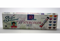 SCHEEWE 10 TUBE WATERCOLOR SET