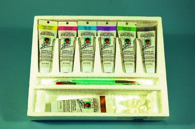 SCHEEWE DIMENSION PLUS SET (7 TUBES & TIPS) - Click to enlarge