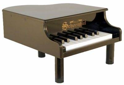 Schoenhut Baby�Grand�Pianos - 18�Key�Mini�Grand 189 - Click to enlarge