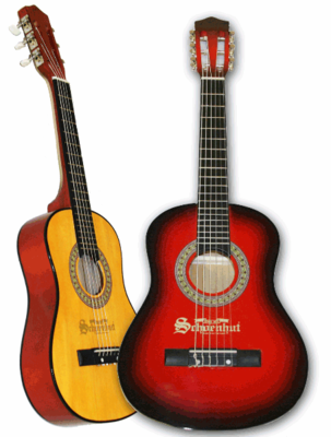 Schoenhut 605 Children's 6�String�Guitar�(metal�strings) - Click to enlarge