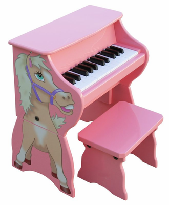 Schoenhut Tabletop�Pianos - Schoenhut�Piano�Pals - 25�Key - Click to enlarge