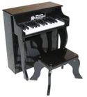 Schoenhut Upright�Pianos - 25�Key�Elite�Spinet