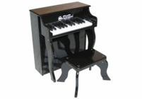Schoenhut Upright�Pianos - 25�Key�Elite�Spinet 2505