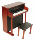 Schoenhut Upright�Pianos - 25�Key�Traditional�Spinet
