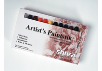 SET OF 12 SHIVA PROFESSIONAL PAINTSTIKS