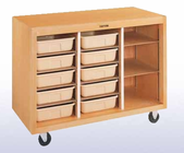 Shain Mobile Storage, Carts & Workbenches