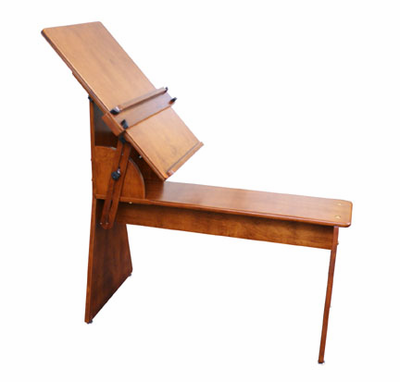 Sienna Studio Art Bench - Click to enlarge