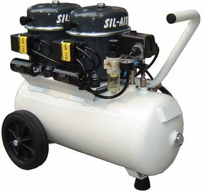 Silentaire Sil-Air 100-24 Ultra-Quiet Compressor