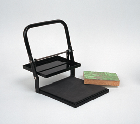 SMALL HAND PRINTING PRESS - Click to enlarge