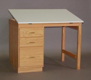 SMI Pedestal Desk - Click to enlarge