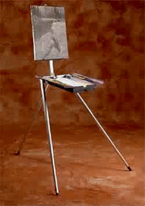 SOLTEK Easel  - Click to enlarge