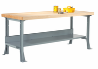 "Steel Workbench - 2-1/4"" M"