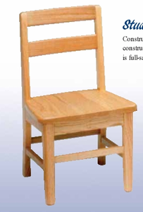 """Student Chair - 15-1/2"""""""