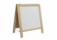 STUDIO DESIGNS Kid's Fold-A-Way Easel Natural