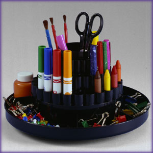 Studio Designs Table Top Carousel (black)