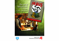 The Art of Spiegelman: From Raw, to Maus, and Beyond  (Enhanced DVD)