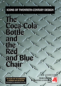 The Coca-Cola Bottle and the Red and Blue Chair Video (VHS/DVD)