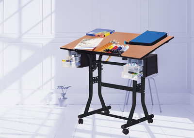 The Creation Station Deluxe Hobby Table - Click to enlarge