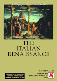 The Italian Renaissance Video(VHS/DVD)