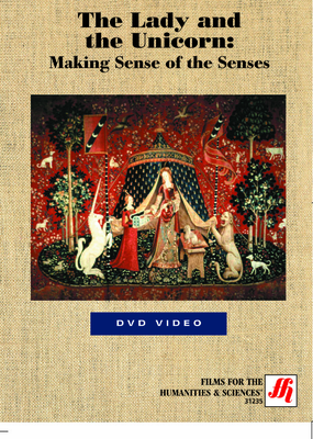 The Lady and the Unicorn: Making Sense of the Senses-in French Video(VHS/DVD)