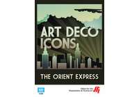 The Orient Express: Art Deco Icons (Enhanced DVD)