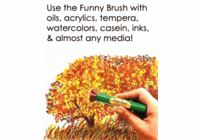 "The Original ""Funny Brush"" - Set of 3"