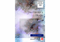 The Painter's Studio Video(VHS/DVD)