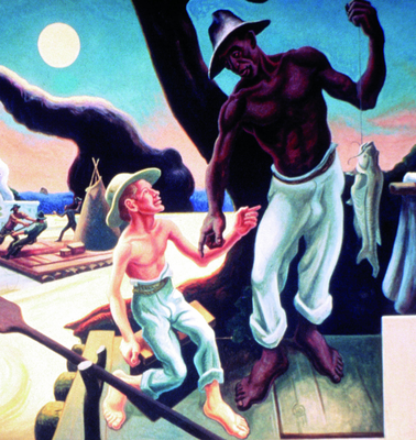 Thomas Hart Benton: Tom Benton's Missouri Video (DVD)