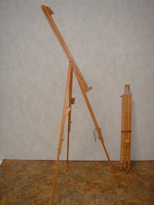 Tripod Field Easel - Click to enlarge