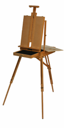 Tripolar French Easel - Click to enlarge