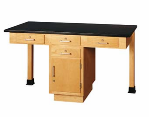 Two-Student Lab-Science Table � chemsurf top
