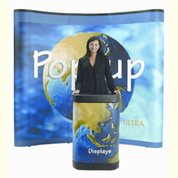 "ULTRA POP UP 157.75"" W X 91"" H"