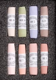 Unison Pastels Problem Solver Sets - Click to enlarge