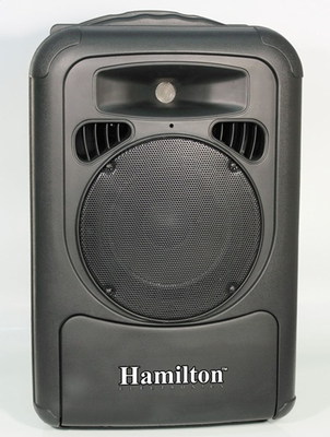 Venu100 Wireless PA System - CD, DVD, Cassette, MP3, Rechargable - Click to enlarge