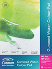 W&N Cotman Water Color PAPER 16 X 12 in PAD (140 lbs. 10 sheets)