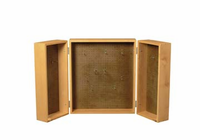 Wall Mounted Tool Storage Cabinet-8