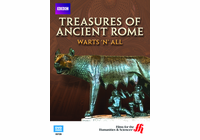 Warts 'n' All: Treasures of Ancient Rome (Enhanced DVD)