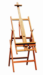 Weber Pompei Studio Easel - Click to enlarge