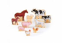 Wedgies Farm Animals Set