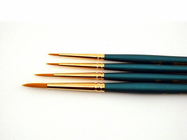 Winsor & Newton  NO 2 ROUND Brush Regency Gold series
