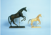 RICHESON WOODEN PONY MANIKIN