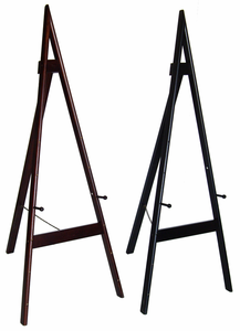Xylem Design A-Frame Adjustable Wooden Easel