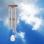 Amazing Grace Memorial Wind Chime Cremation Urn with Engraving