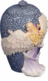Angel's Embrace Full Color Keepsake Keepsake Cremation Urn - Small
